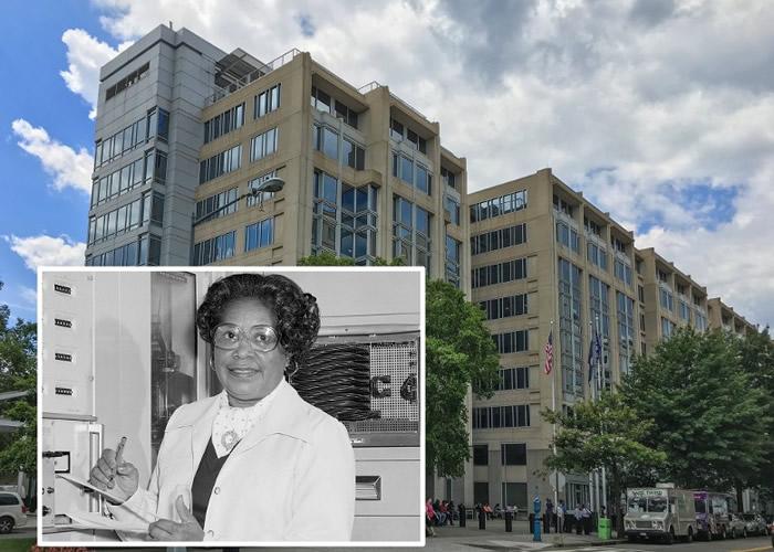 NASA华盛顿总部改名 纪念首位黑人女性工程师Mary Jackson