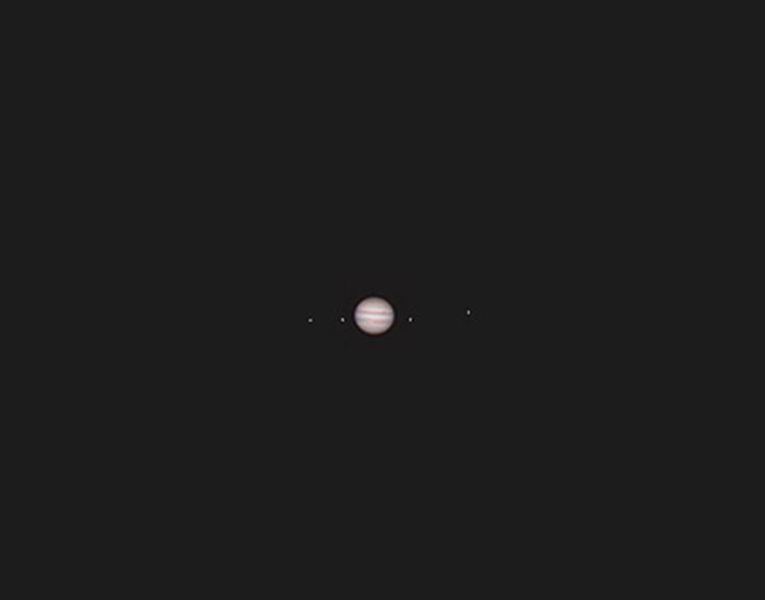 2020年7月14日木星冲日