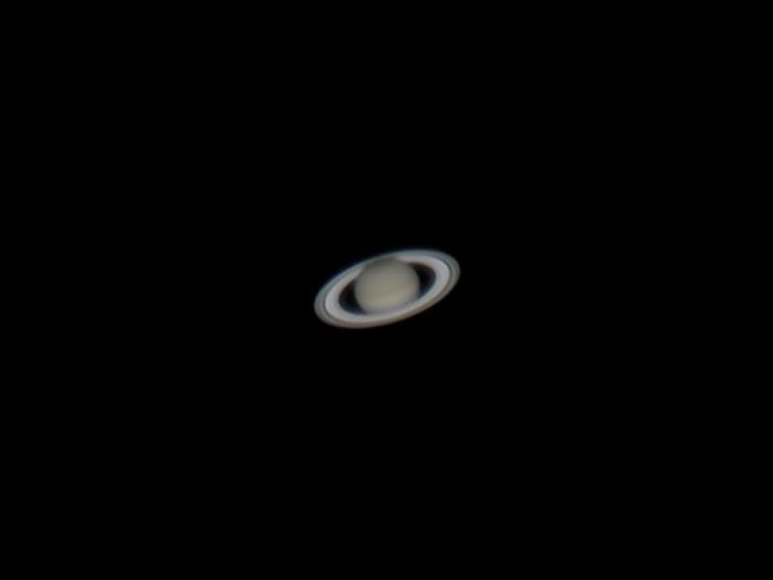 2020年7月21日土星冲日