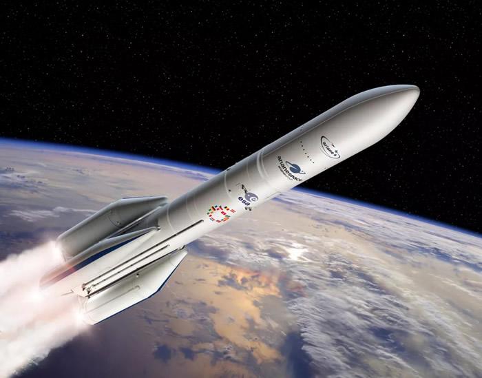 欧盟希望在太空领域赶上美国和中国 可能会加大对火箭、卫星和太空探索的投资