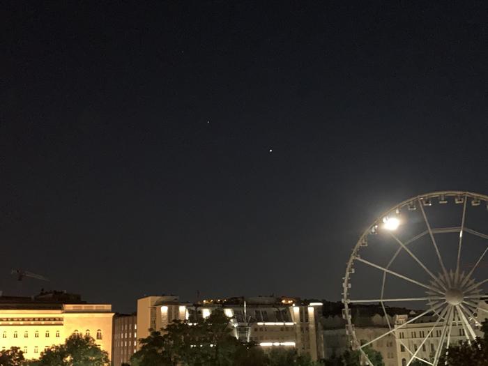 """7月4日起在地球上可以看到""""行星连珠""""奇观"""
