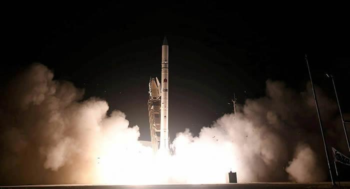 """以色列新一代""""地平线-16""""侦察卫星顺利升空并进入轨道"""