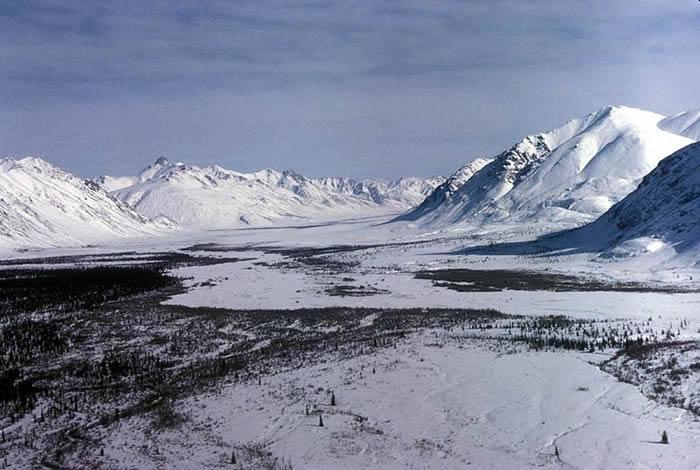 北极永久冻土融化有可能释放出沉睡数万年甚至数十万年的病毒和细菌