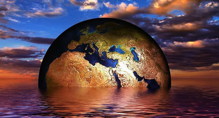 未来五年內世界各地年平均气温将比工业化前时期每年至少高出一摄氏度