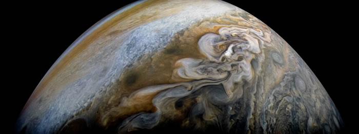访问太阳系最大的气态巨行星木星十分危险