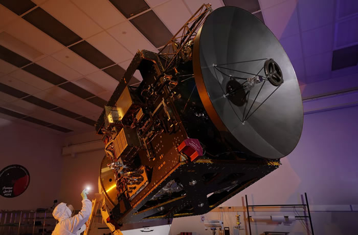 """阿联酋首个火星探测任务将启动 """"希望号""""誉为""""火星第一颗气象卫星"""""""