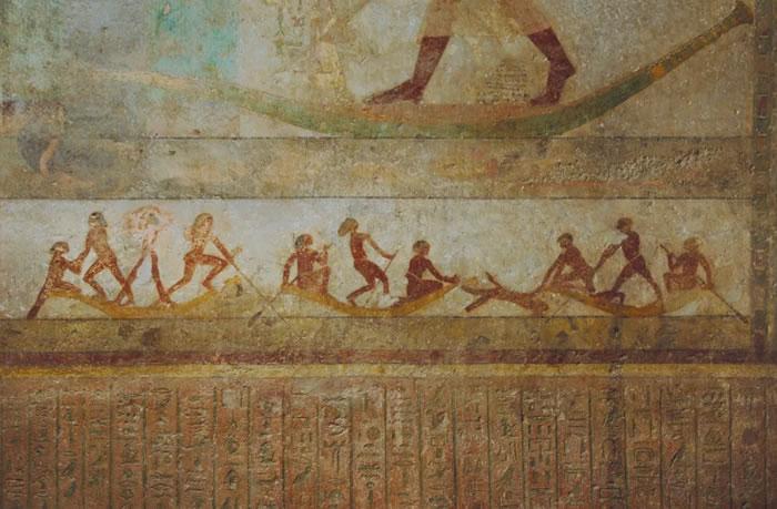 """谷歌新的人工智能工具Fabricius可解读古埃及象形文字""""LOL"""""""