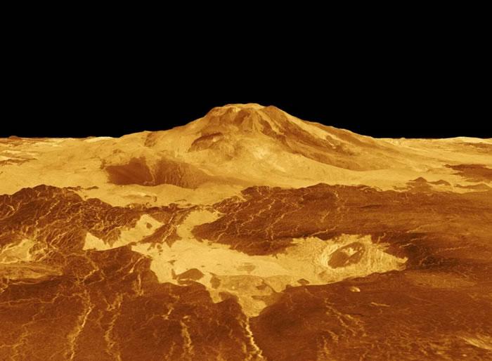 """《自然:地球科学》:""""地狱星球""""金星的自然条件可能比科学家此前认为的还要糟糕"""