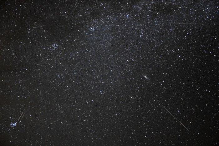 7月28日至29日宝瓶座δ南支流星雨迎来峰值