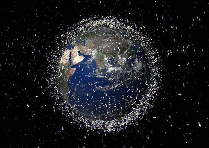 《Nature Communications》:一项新技术在白天也能发现太空垃圾