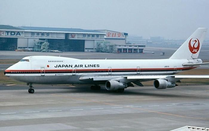 诡异?日本成田机场惊见1985年大阪空难JL123航班客机 现踪雷达持续半小时