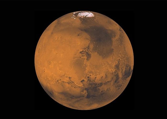 美国学者研究峡谷特征 指早期火星的气候可能以寒冷冰冻为主