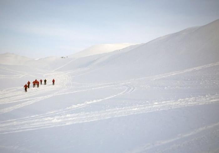 挪威国家气象机构在接近北极的斯瓦尔巴群岛录得有史以来最高的摄氏21.7度高温