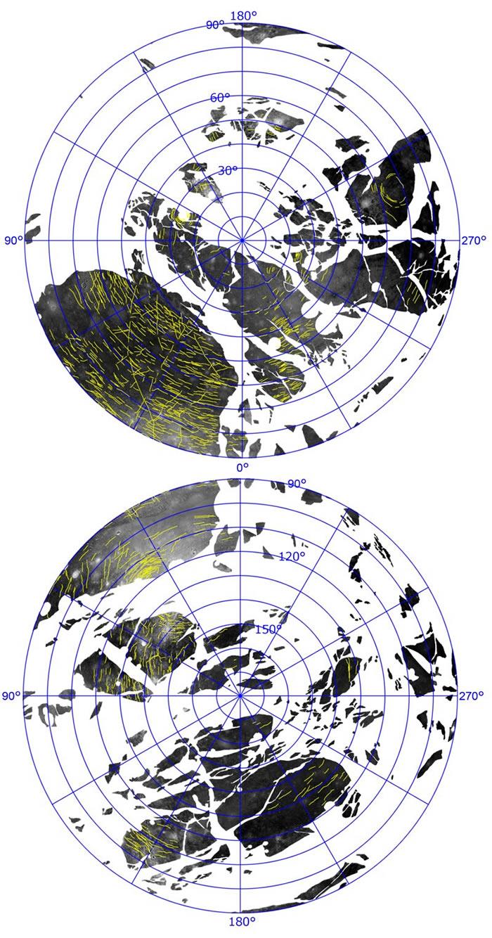 《伊卡洛斯》期刊:日本天文学家发现太阳系最大的撞击坑位于木星的卫星木卫三表面