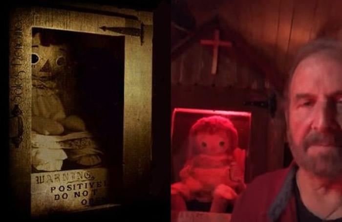 """康州华伦夫妇灵异博物馆的""""安娜贝尔""""惊传凌晨逃跑"""