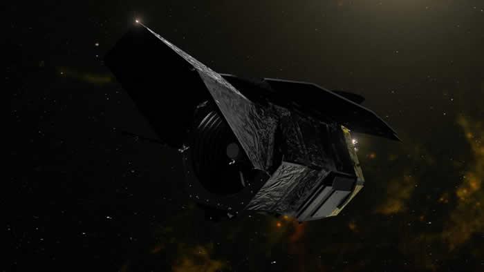 """《天文学杂志》:南希·格雷斯·罗曼太空望远镜能够寻找那些独自游荡的""""流氓""""行星"""