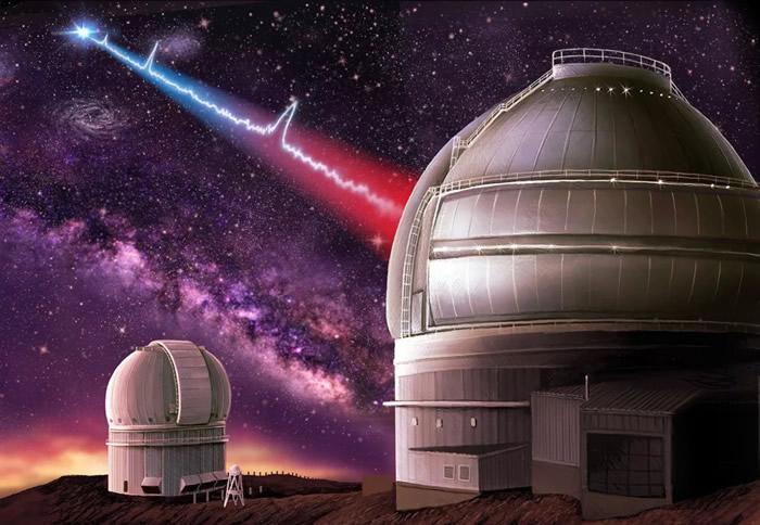 快速射电暴FRB 121102果然又出现了 它会是来自外星人吗?