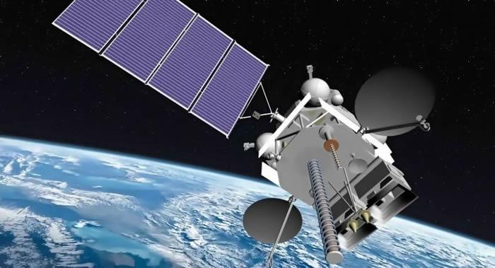 """俄罗斯静止轨道气象卫星""""Electro-L""""部署在大西洋上空"""