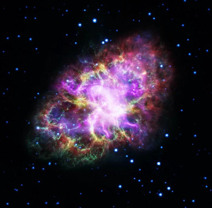 过去3.3万年里地球一直在远古超新星爆炸的尘埃云中穿行 海床上发现铁-60痕迹