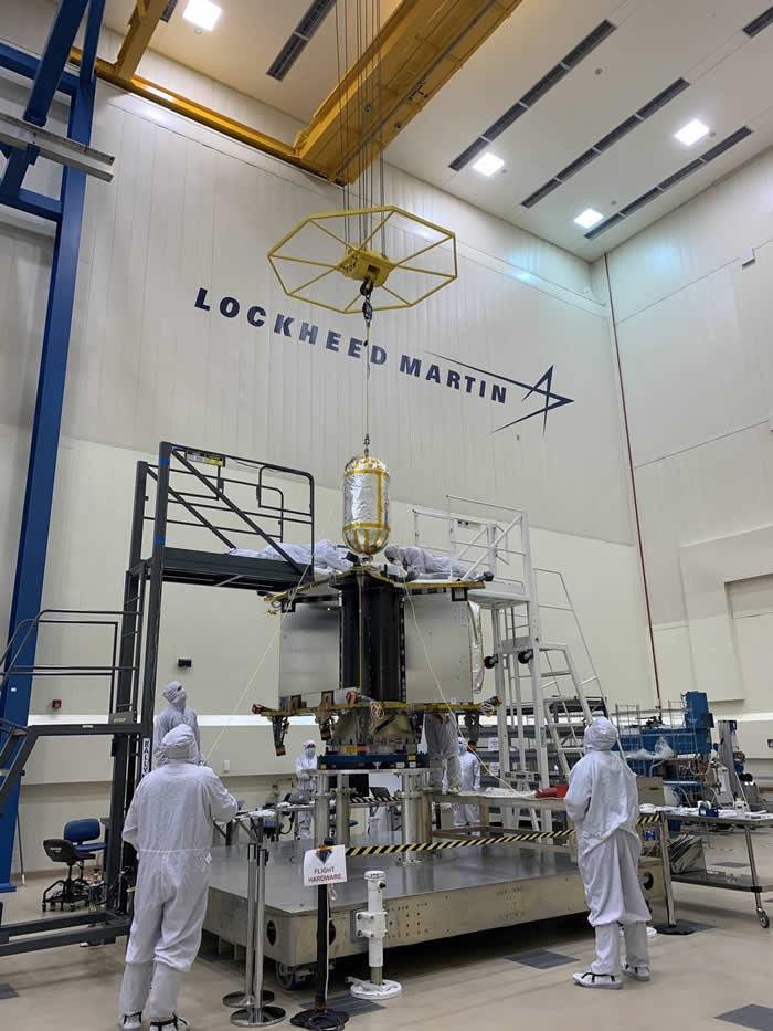 """旨在拜访特洛伊小行星群的""""露西""""探测器拟于2021年10月发射"""