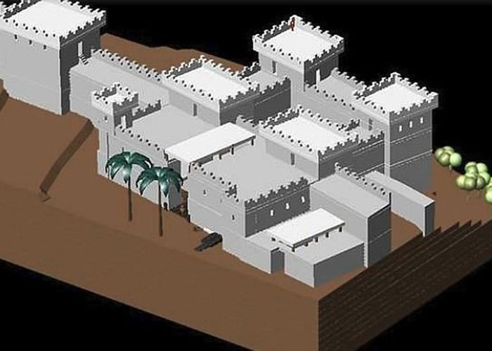 考古学家一直希望找出伯赛大的具体位置。