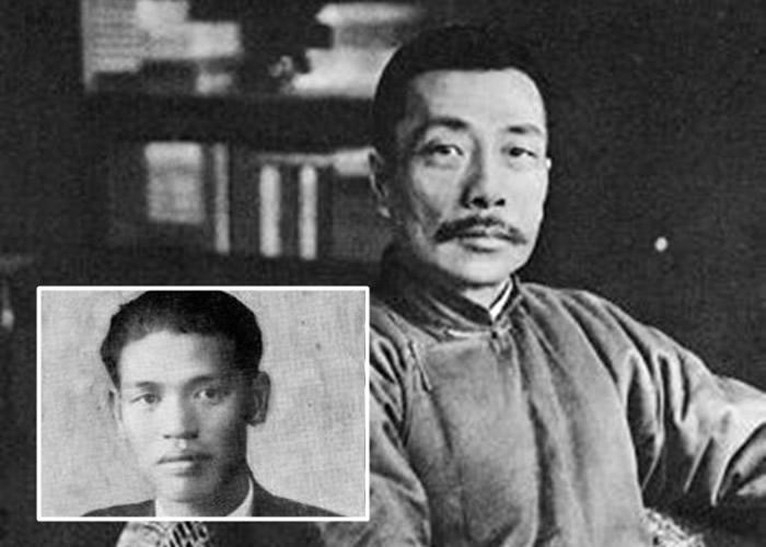 """日本福冈县纟岛市的镰田诚一曾在1932年发生的上海""""一二八事变""""中保护过鲁迅"""