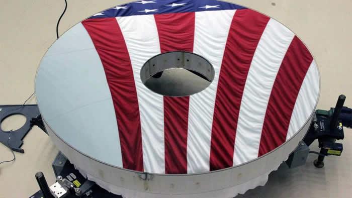 """美国宇航局""""罗曼太空望远镜""""主镜已经完成建造"""