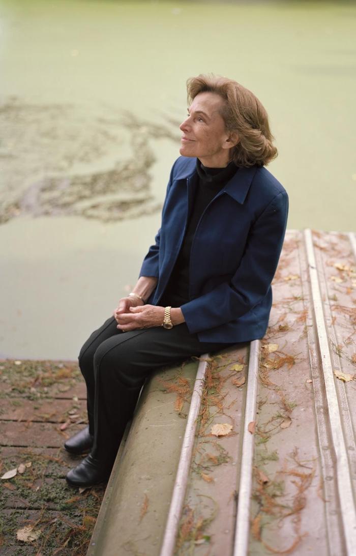 海洋学家暨探险家席薇亚·厄尔。 PHOTOGRAPH BY ERIKA LARSEN, NAT GEO IMAGE COLLECTION