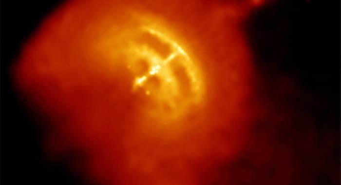 科学家发布在南半球天空船帆座寻找外星文明的结果