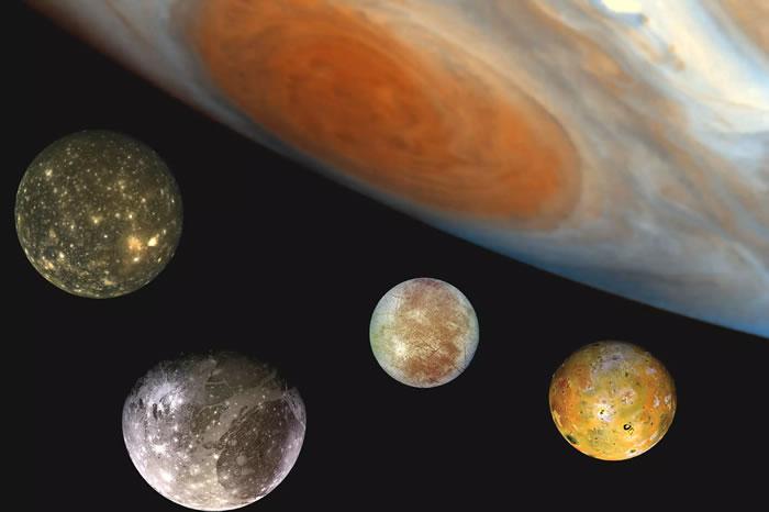 """研究称""""潮汐加热""""或使木星卫星变暖"""