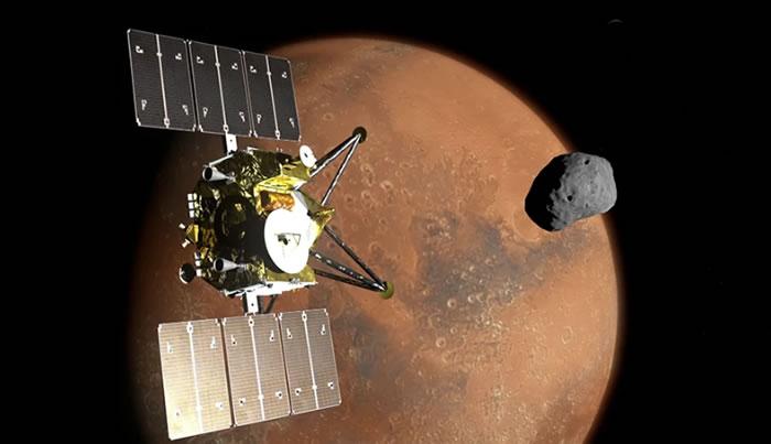 日本JAXA和NHK的MMX任务将以8K超高清摄像机拍摄火星及其卫星