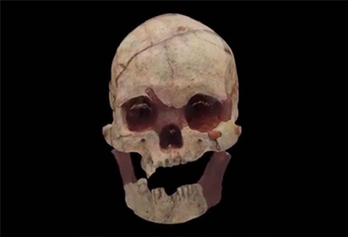 广西隆安县娅怀洞遗址发现距今16000年前的墓葬和人类头骨化石