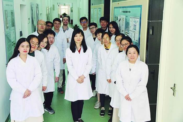 古DNA实验室团队