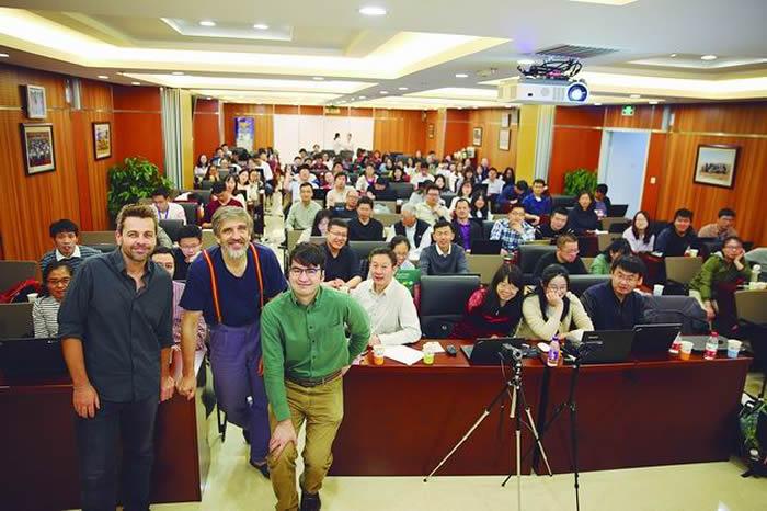 主龙类系统发育——新数据和新方法国际研讨会