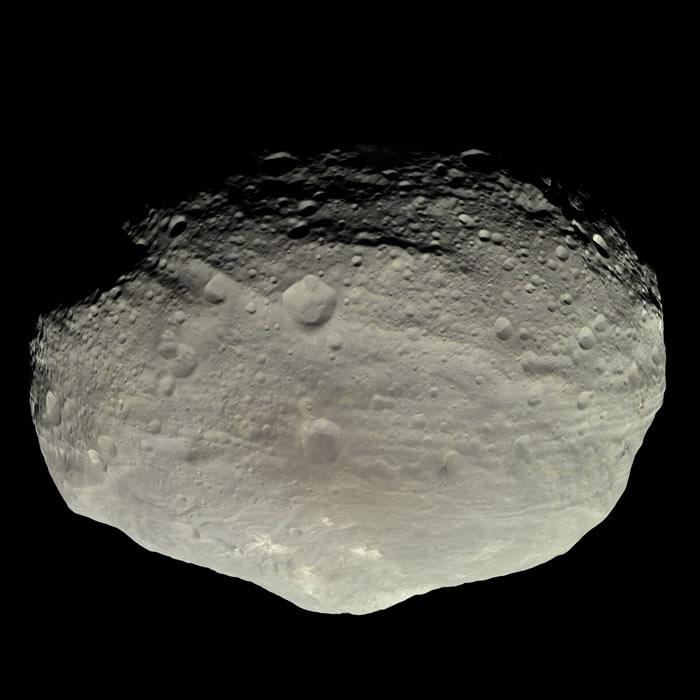 来自大型小行星灶神星的陨石揭示太阳系在数十亿年中所经历的动荡