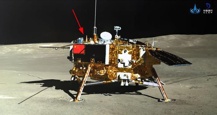 搭载中国嫦娥四号探测器登陆月球的德国小型仪器首次测量了月球表面存在的太空辐射