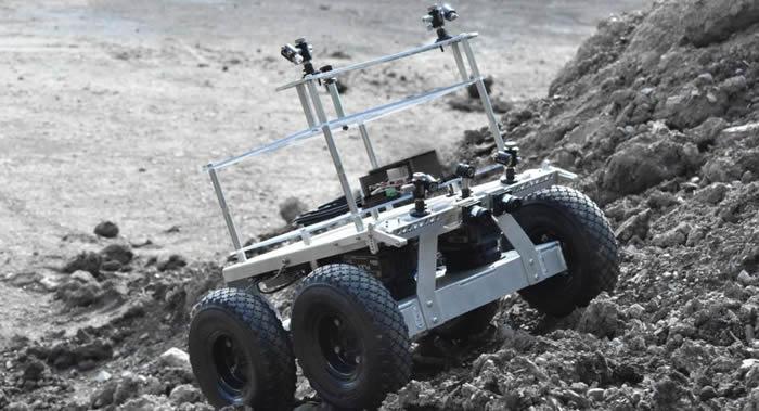 阿联酋月球车将在2024年登陆月球表面 探索之前从未被地球卫星探索过的区域