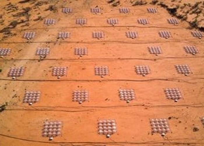 澳洲默奇森广角阵列望远镜扫描1030万颗恒星