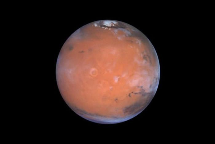 火星冲日:10月6日22时18分火星将运行至最接近地球的地点