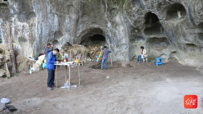 """贵州首次利用古DNA对惠水清水苑大洞遗址进行研究 逐步揭开人类迁徙的""""秘密"""""""
