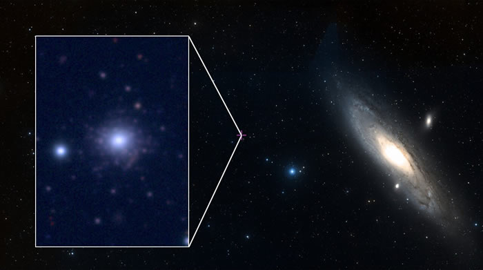仙女座星系外缘发现化学元素丰度非常低的球状星团RBC EXT8