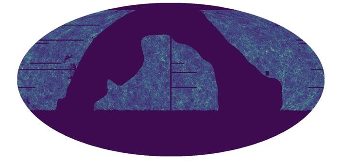 天文学家制作出迄今最大的恒星、星系和类星体三维天文图像目录