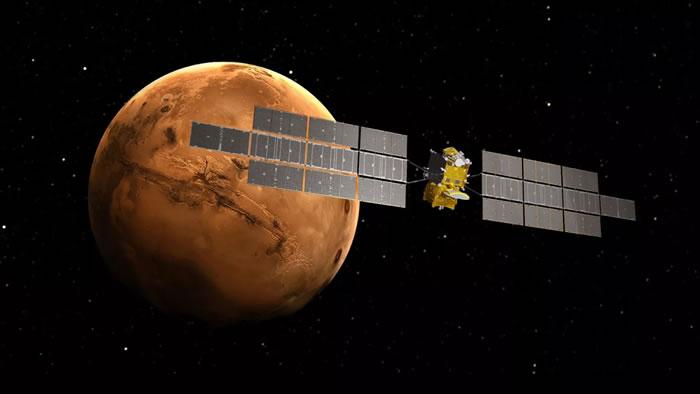 空中客车公司计划建造轨道器 将把首批火星样本送回地球