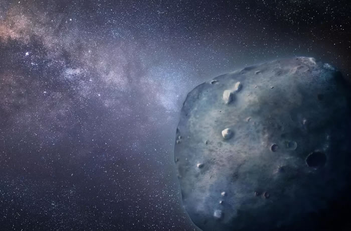 虚拟望远镜项目将在小行星2020 UA近距离经过地球时直播