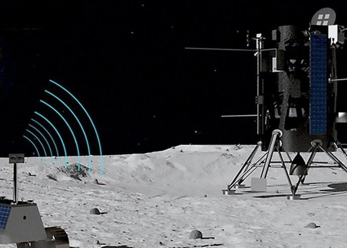 NASA与芬兰电讯商合作在月球上架设4G网络