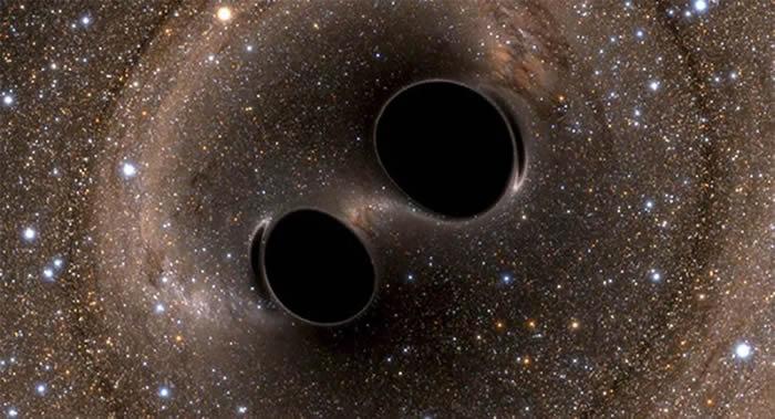 《Physical Review E》杂志:科学家首次在实验室中获得与黑洞附近物质相同的等离子体