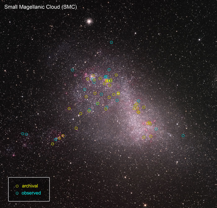 ULLYSES:NASA将利用哈勃太空望远镜研究银河系和邻近星系中的300多颗恒星