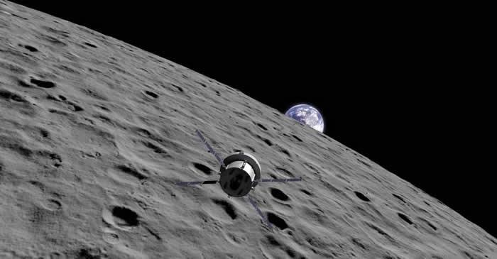 """美国宇航局(NASA)希望用创新技术来记录""""阿尔忒弥斯""""月球任务"""