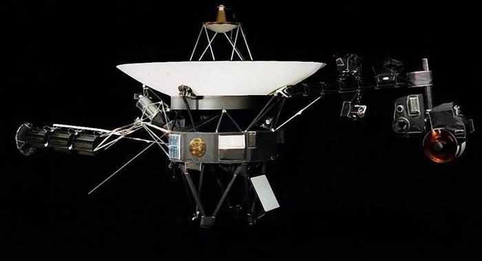"NASA重新获得失联8个多月的""旅行者2号""探测器的无线电信号"