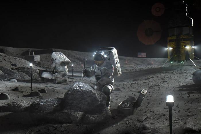 美国参议院拨款机构提议明年拨款10亿美元给NASA用于建造新的月球登陆器